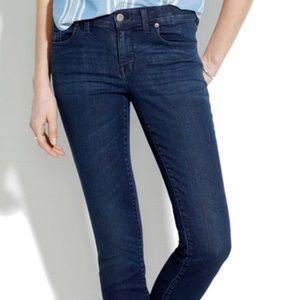 Madewell - Dark Denim Jeans